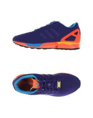 Низкие кеды и кроссовки ADIDAS ORIGINALS. Цвет: фиолетовый