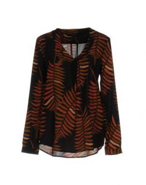 Блузка NICE THINGS by PALOMA S.. Цвет: черный