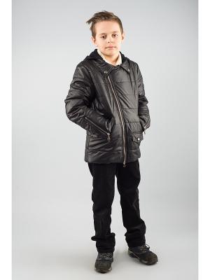 Куртка Fobs. Цвет: черный