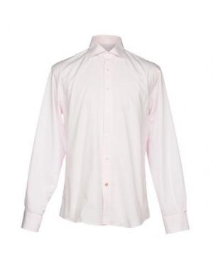 Pубашка ERA. Цвет: светло-розовый