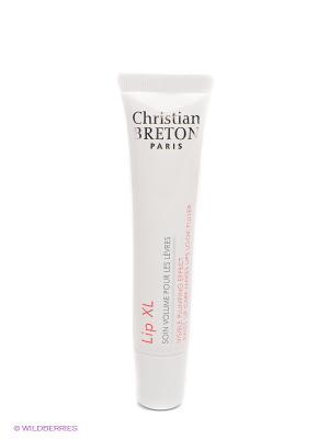 Крем для увеличения объема губ Christian Breton, Paris Breton. Цвет: белый, серебристый