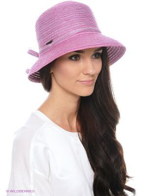 Шляпа SEEBERGER. Цвет: лиловый