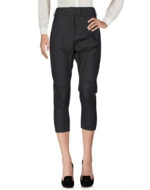 Повседневные брюки MINIMAL TO. Цвет: черный