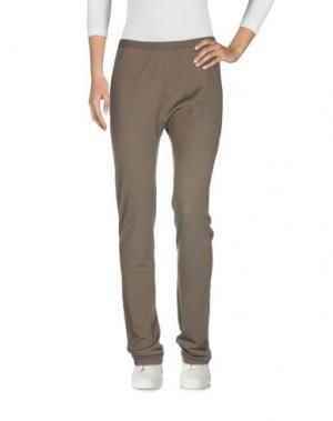 Повседневные брюки LORENA ANTONIAZZI. Цвет: свинцово-серый