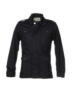 Куртка ..,BEAUCOUP. Цвет: темно-синий