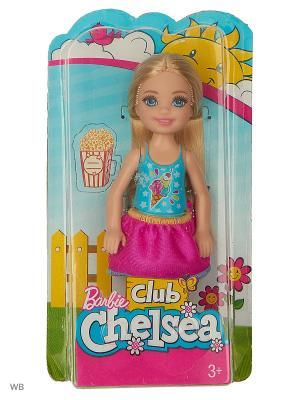 Куклы-челси в ассортименте Barbie. Цвет: розовый