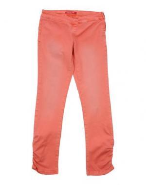 Джинсовые брюки LIU •JO JUNIOR. Цвет: оранжевый