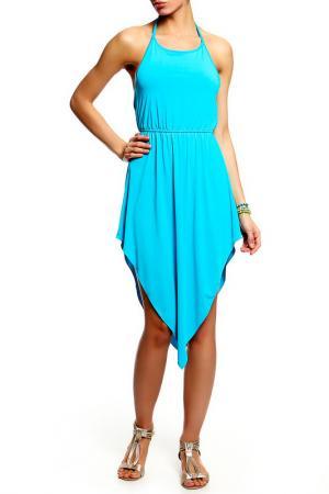 Платье пляжное DESEO. Цвет: (006590)бирюзовый