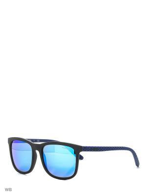 Очки солнцезащитные ARNETTE. Цвет: черный, синий