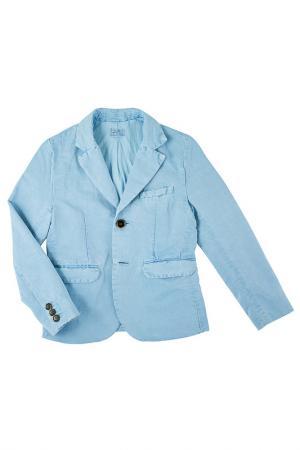 Пиджак MORLEY. Цвет: голубой
