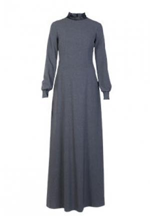 Платье VIA TORRIANI 88. Цвет: серый