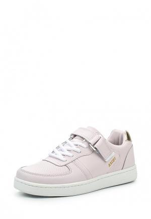 Кеды Ascot. Цвет: розовый