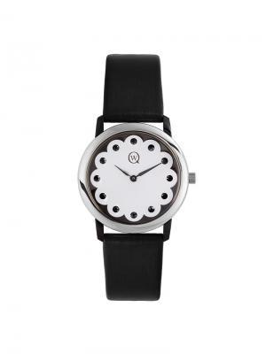 Часы ювелирные коллекция Limited edition, QWILL, Часовой завод Ника QWILL. Цвет: белый