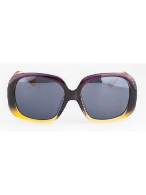 Солнцезащитные очки Lounge. Цвет: черный