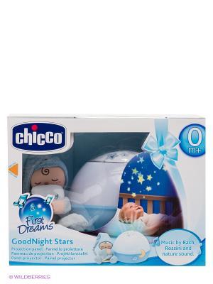 Проектор Первые грезы CHICCO. Цвет: голубой, синий