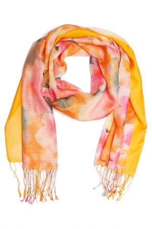 Шарф Asavi Jewel. Цвет: оранжевый, желтый, розовый