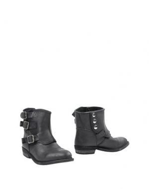 Ботинки L.A.M.B.. Цвет: черный