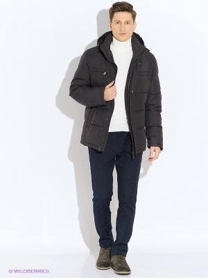 Куртка VIVACANA. Цвет: темно-фиолетовый