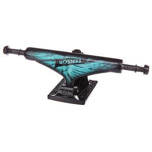 Подвеска для скейтборда 1шт.  Alum Reg Tens Tie Dye Blue 5.5 (21 см) Tensor. Цвет: черный,голубой