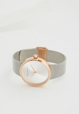 Часы Armani Exchange. Цвет: серебряный