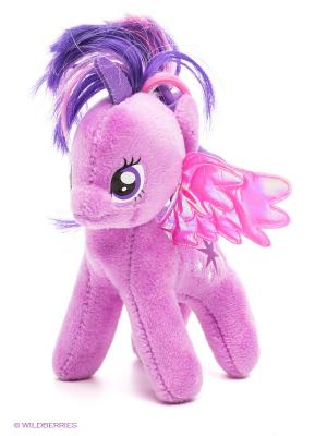 My little pony, Твайлайт Спаркл. Мягкая игрушка TY. Цвет: сиреневый