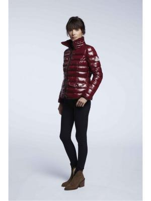 Куртка Pyrenex. Цвет: бордовый
