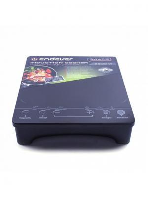 Плитка индукционная электрическая Endever Skyline 38-IP.. Цвет: черный