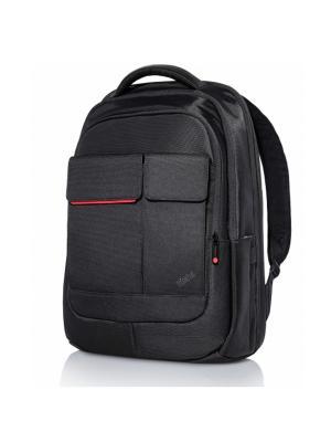 Рюкзак для ноутбука 15.6 lenovo. Цвет: черный