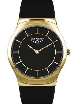 Часы 33 ELEMENT. Цвет: черный, золотистый