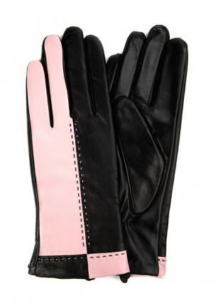 Перчатки Marco Bonne`. Цвет: розовый