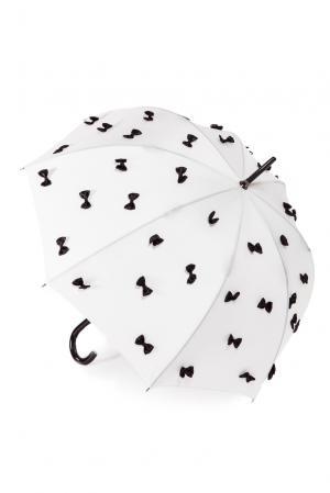 Зонт-трость 117334 Guy De Jean. Цвет: белый