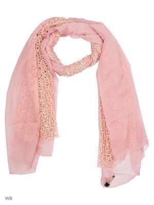 Палантины MARIELA. Цвет: розовый