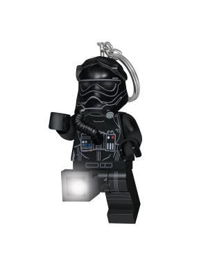 Брелок Первый орден Lego.. Цвет: черный
