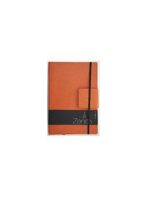 Ежедневник Zenith, В5 Bruno Visconti. Цвет: оранжевый