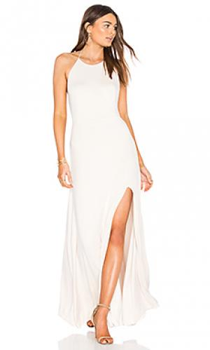 Платье nikki De Lacy. Цвет: румянец