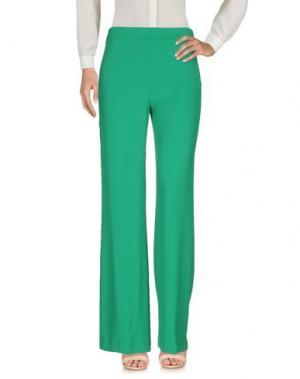 Повседневные брюки HH COUTURE. Цвет: зеленый