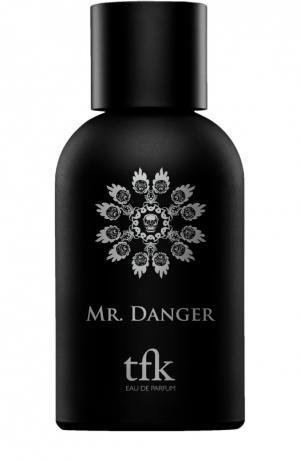 Парфюмерная вода-спрей Mr. Danger TFK The Fragrance Kitchen. Цвет: бесцветный