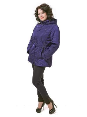 Куртка DizzyWay. Цвет: темно-синий