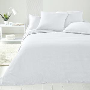 Покрывало для кровати Ihlow La Redoute Interieurs. Цвет: белый,желтый горчичный,зеленый,серо-бежевый,серый,синий морской
