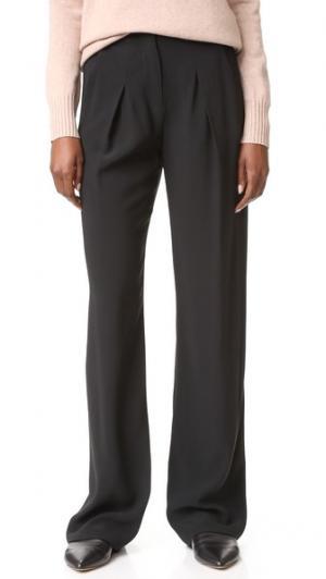 Широкие брюки Jenga Zero + Maria Cornejo. Цвет: голубой