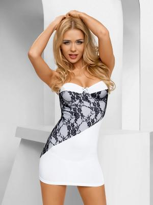 Миниплатье Casabella (Avanua) Avanua. Цвет: белый