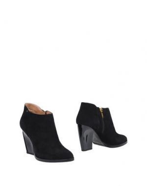 Ботинки FIORANGELO. Цвет: черный