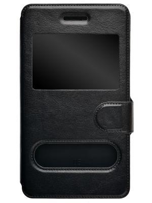 Универсальный чехол для смартфонов skinBOX silicone slide 5.5.. Цвет: черный