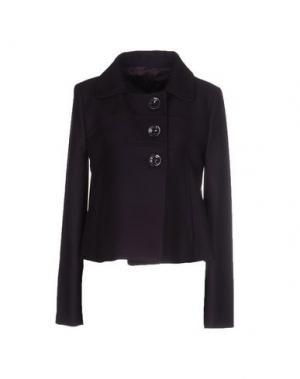 Пальто TOY G.. Цвет: фиолетовый