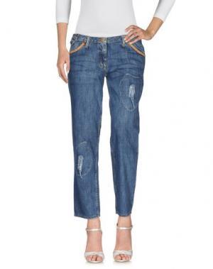 Джинсовые брюки ANDREW MACKENZIE. Цвет: синий