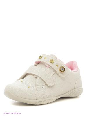 Ботинки Klin. Цвет: белый