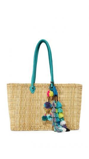 Большая объемная сумка Jane MISA