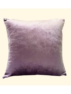 Подушка Лилия РЮШАЛЬ. Цвет: лиловый