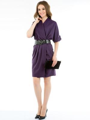 Платье Levall. Цвет: фиолетовый