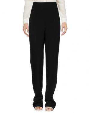 Повседневные брюки TAMARA MELLON. Цвет: черный